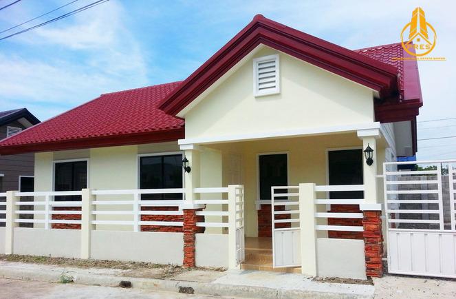 Villa Alexandra Homes Bacolod Plan 74 Pres